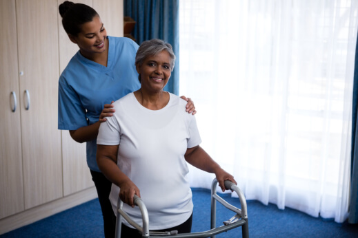 The Significance of a Full Care Team in Seniors' Care