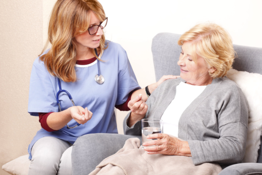 Effective Intervention by Reliable Nursing Care